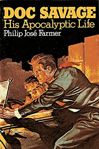 book cover of Doc Savage