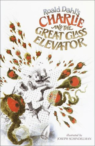 Charlie and the Great Glass Elevator -