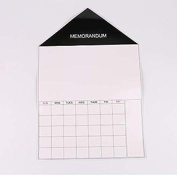 AIMMMY Magnética Junta Nevera, Nevera Magnética Calendario Tabla ...