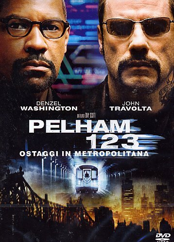pelham 1 2 3 - ostaggi in metropolitana registi to [Italia] [DVD]