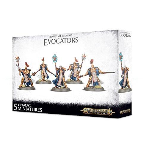 Stormcast Eternals Evocators Warhammer Age of Sigmar by Citadel