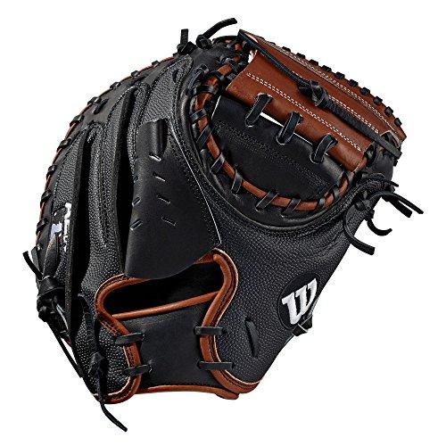 Wilson A2K M2 33.5' Catcher's Baseball Mitt - Right Hand Throw