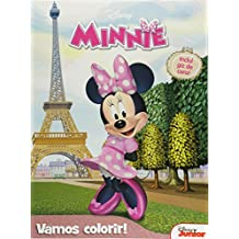 Minnie: Vamos Colorir