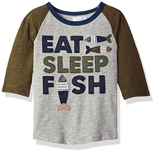 Mud Pie Boys Raglan T Shirt product image