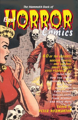 Download The Mammoth Book of Best Horror Comics PDF