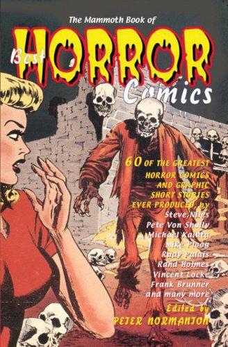 Download The Mammoth Book of Best Horror Comics ebook