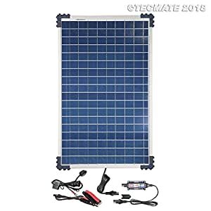 Amazon.com: Optimate Solar + 40 W Panel Solar, tm-523 – 4 ...