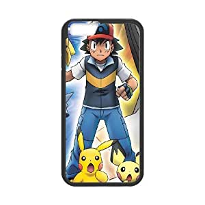 Personalized DIY Pokemon Custom Cover Case For iPhone 6 4.7 Inch R8J922919