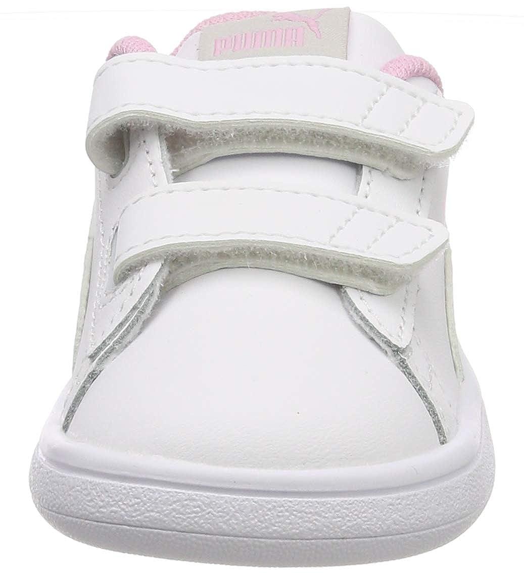 separation shoes 39328 bc7fd Puma Smash V2 L V Inf, Sneakers Basses Mixte Enfant  Amazon.fr  Chaussures  et Sacs