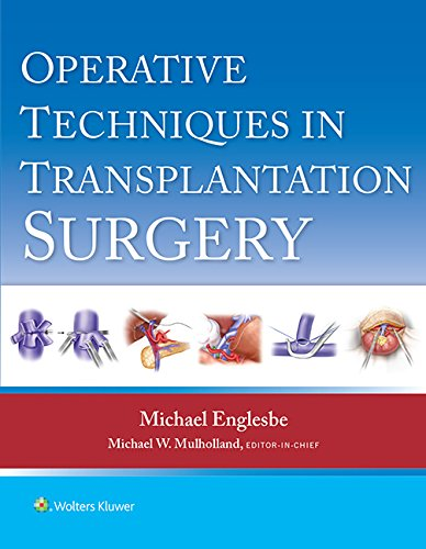 Operative Techniques in Transplantation Surgery Pdf