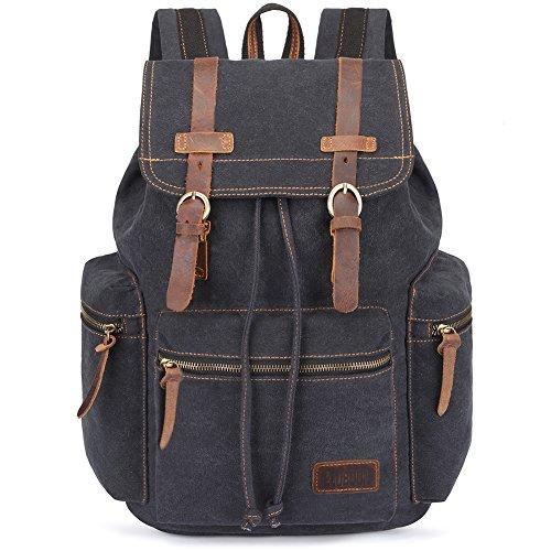 vintage backpack for hiking - 3