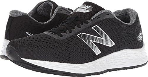 New Balance Women's Fresh Foam Arishi V1 Running Shoe, Black/White 5 B US by New Balance (Image #3)