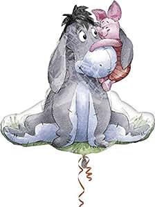 Amscan - Globos Eeyore Winnie the Pooh (2634563)