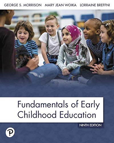 Fundamentals of Early Childhood Education (9th Edition) (Education Fundamentals Of)