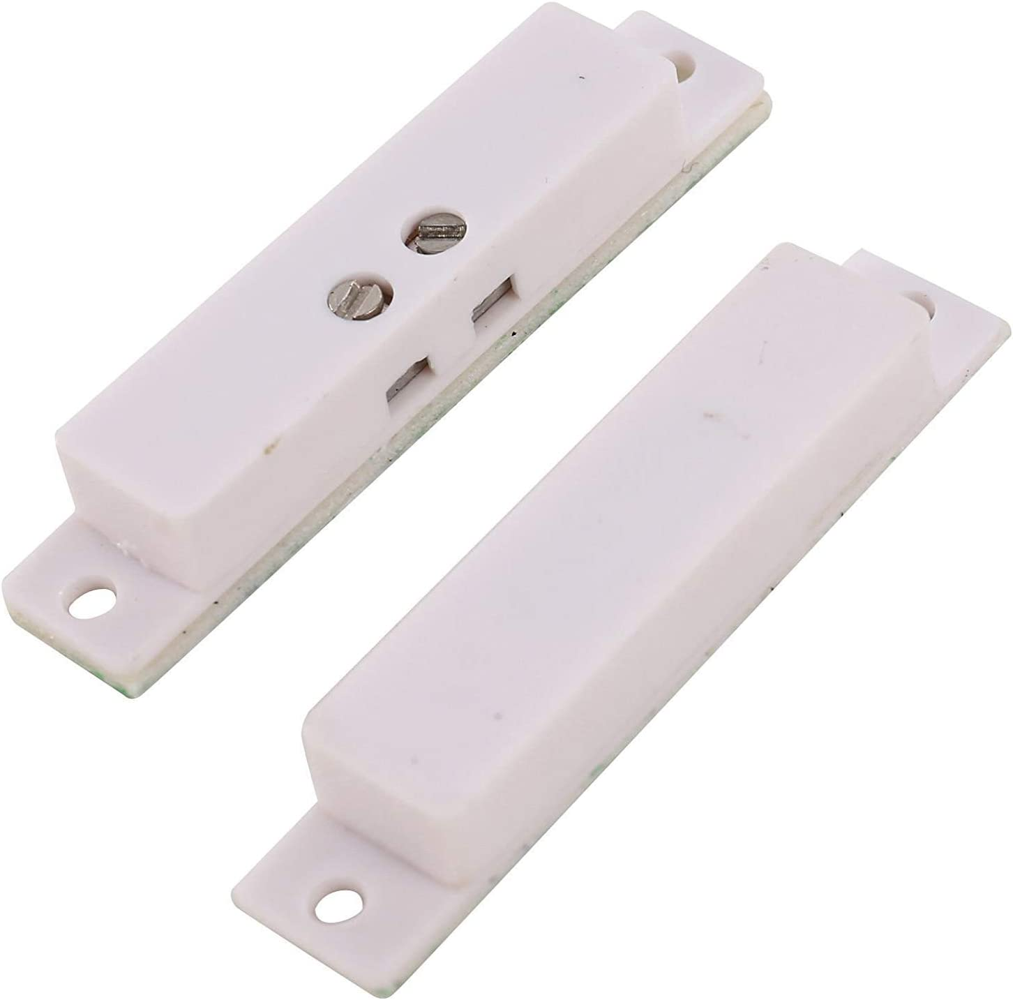 Normal Closed Wired Screw-terminal Surface-mount Magnetic Contact For Window Door Security (pack Of 20) Home & Kitchen