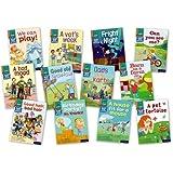 Read Write Inc. Phonics Book Bag Books: Orange Set 4 Storybooks Mixed Pack of 12