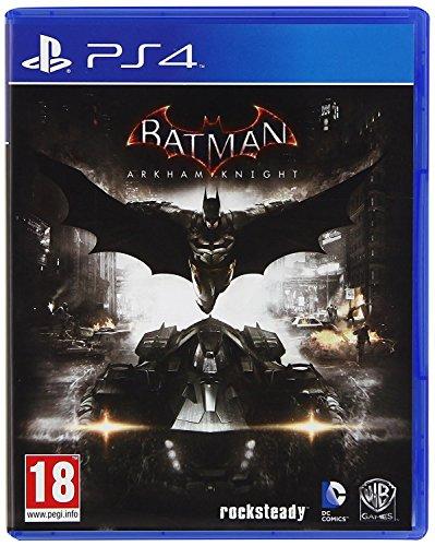 Batman: Arkham Knight (PS4) UK IMPORT REGION FREE
