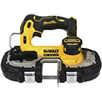 Dewalt DCS377B 20V MAX ATOMIC Brushless Lithium-Ion 1-3/4 in. Cordless Compact Bandsaw (Tool Only)