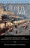 : The Gilded Age: Perspectives on the Origins of Modern America