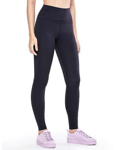 Amazon.com: CRZ YOGA leggings de yoga para mujer, de cintura ...