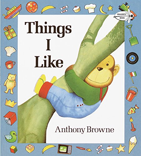 Things I Like (Read to a Child!: Level 2) [Anthony Browne] (Tapa Blanda)