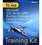 img - for MCTS Self-Paced Training Kit (Exam 70-448): Microsoft  SQL Server  2008 Business Intelligence Development and Maintenance (Self-Paced Training Kits) book / textbook / text book