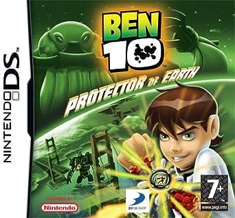 Ben 10: Protector of Earth (Nintendo DS): Amazon co uk: PC