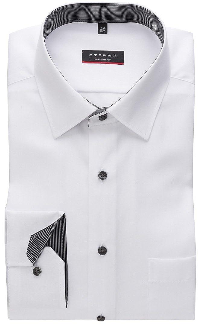 TALLA 45. Eterna - Camisa Formal - Básico - Clásico - Manga Larga - para Hombre