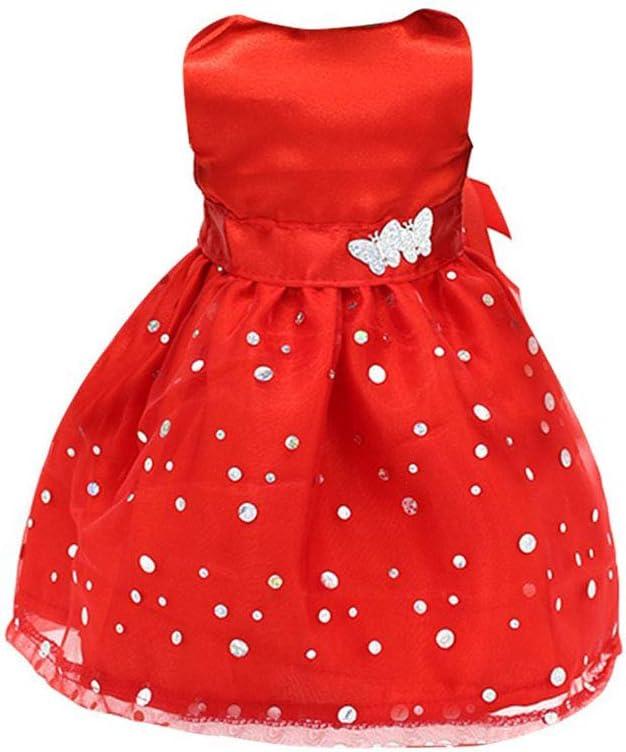 # 3 Myriad Choices Robe V/êtement Costume pour 18  American Girl Dolls Poup/ée Accessoire