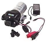BurCam 300209DP  Diaphragm Utility Pump, 12V/115V, 1/12hp