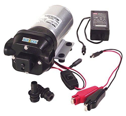 BurCam 300209DP  Diaphragm Utility Pump, 12V/115V, 1/12hp by Bur-Cam