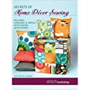 Secrets Of Home Decor Sewing: Pillows, Cording, & Simple Patchwork Slipcovers