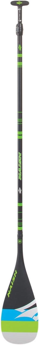 Naish Carbon Vario 3-Piece RDS Sup Paddle - 85 Blade 96070: Amazon ...