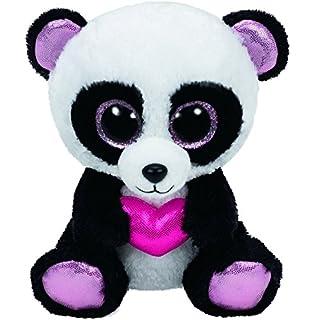 0a9e4d80b1d Amazon.com  Ty Beanie Boos - Bamboo - Panda  Toys   Games