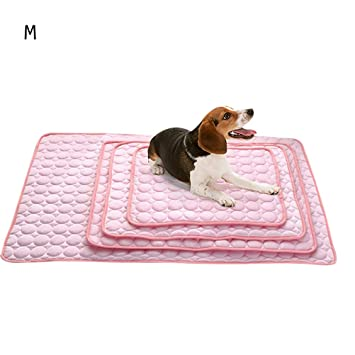 Uscyo Cooling Mat Dogs Cats Pets Mat To Regulate Body Temperature Self Cooling Cooling Pad Cooling Mat Animals