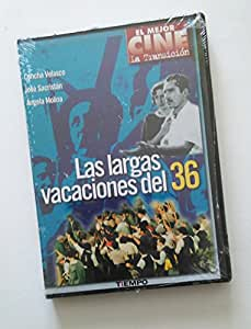 Las largas vacaciones del 36 ***DVD***