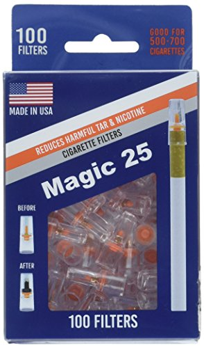 2 x MAGIC25 100FILTERS Value Pack