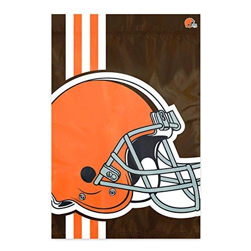 Party Animal Cleveland Browns Bold Logo Banner NFL Flag