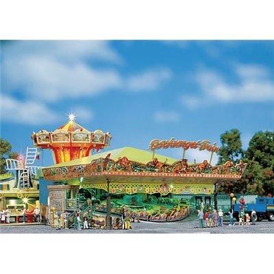 - Faller 140433 Jungle Train Roundabout HO Scale Building Kit
