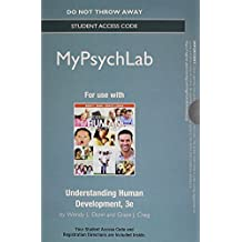 NEW MyLab Psychology  without Pearson eText -- Standalone Access Card -- for Understanding Human Development (3rd Edition)
