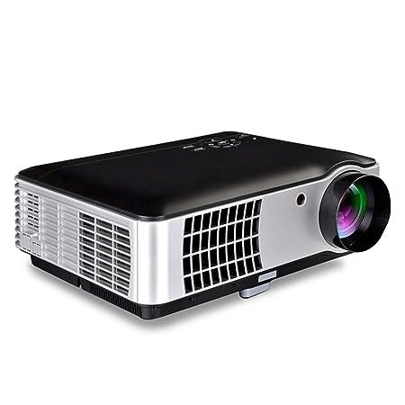 Mini Proyector Portátil HD 1080P, Oficina De Negocios Que Enseña A ...