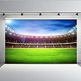 econious 7x5ft Football Theme Photography Backdrop For Studio Props Photo Backdrop