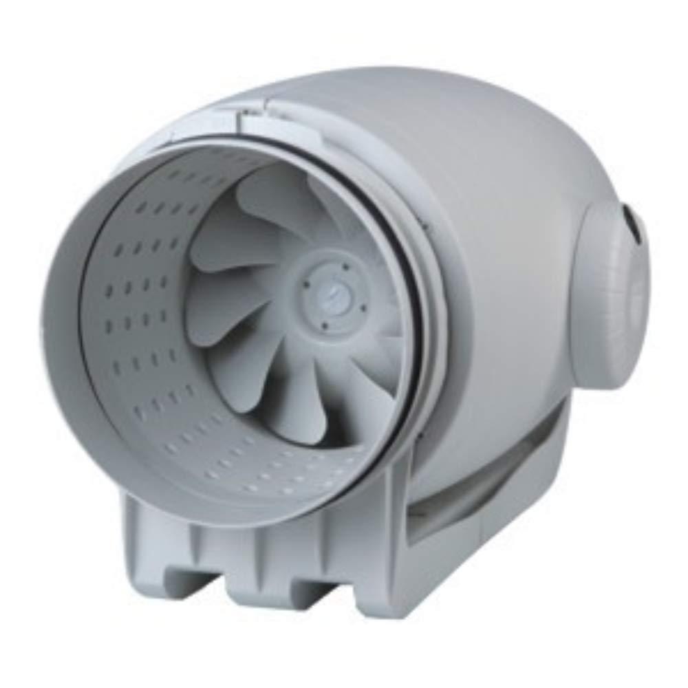 S&P 5211006200 TD-350/100-125 SILENT ECOWATT Ventiladores Helicocentrífugos Ultrasilenciosos de Bajo Consumo, 230V, 50/60Hz