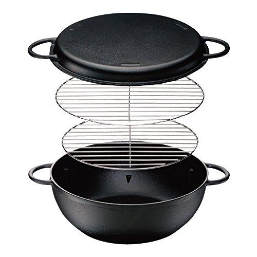 イシガキ産業 IH対応鉄人鍋