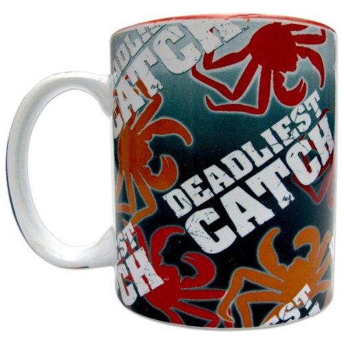 Deadliest Catch Crab & Logo Mug by Arctic (Catch Mug)