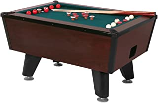 product image for Valley Tiger Cat Bumper Pool Table with Ball Return