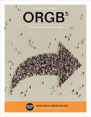 ORGB by Nelson/Quick