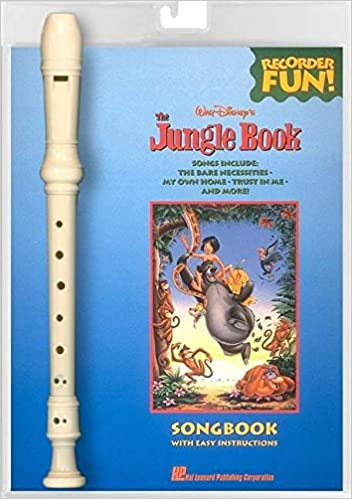 jungle book musical songs list