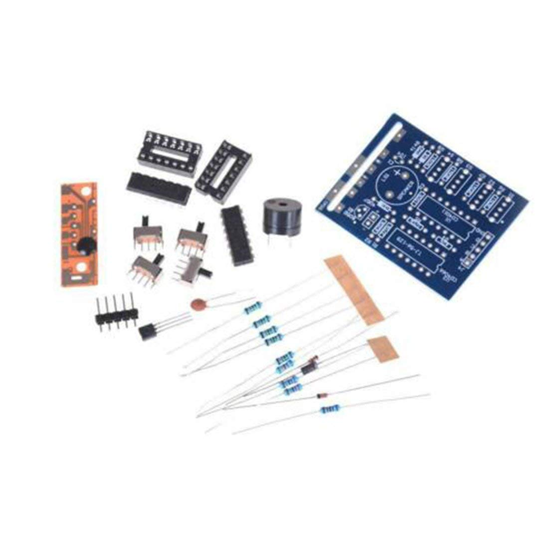 Candybarbar 16 Music Box 16 Sound Box BOX-16 16-Ton-Box-Elektronikmodul DIY Kit DIY-Teile-Komponenten Zubeh/ör-Kits Brett