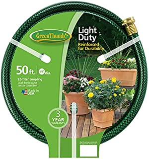 product image for TEKNOR-APEX COMPANY 305946 Thumb Garden Vinyl Hose, 5/8-Inch by 50-Feet, Green